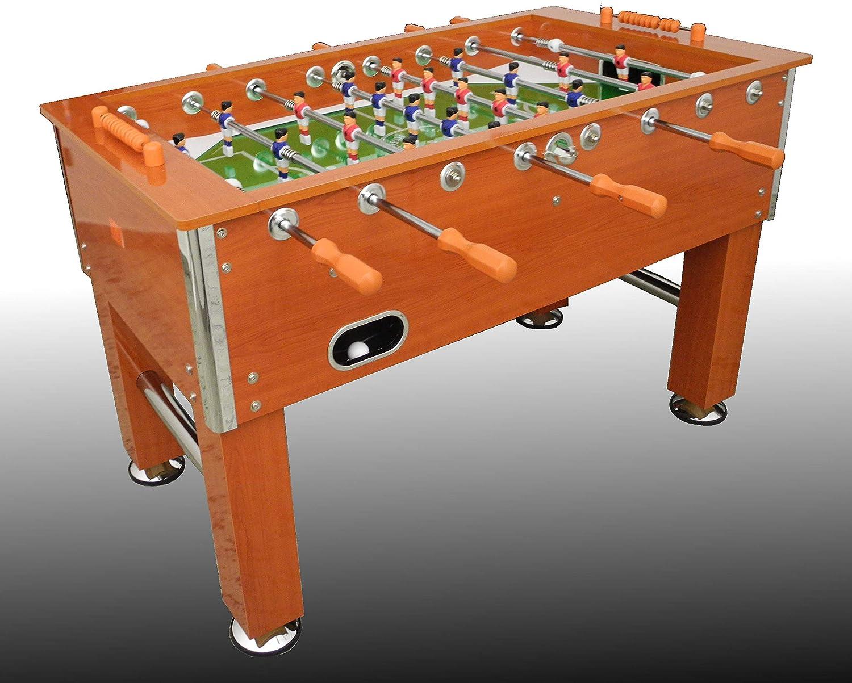 NG biliardi futbolín Arena Pro – Barras: Amazon.es: Deportes y ...
