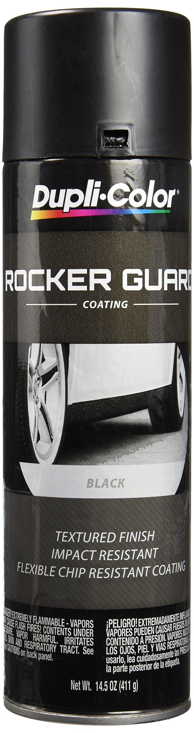 Dupli-Color Black ERGA10100 Rocker Guard Coating, Matte, 14.5 Ounce, 14.5 Fluid_Ounces by Dupli-Color