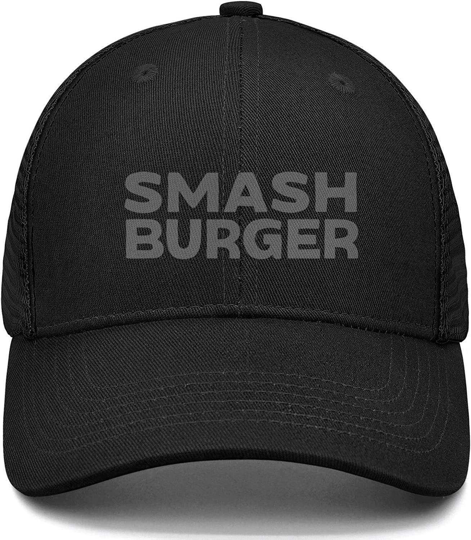 WintyHC Smashburger-Logo Cowboy Hat Dad Hat Adjustable Fits Skull Cap