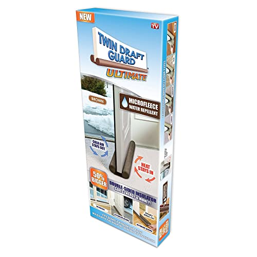 Twin Draft Guard ULTIMATE - NEW FALL 2017 \u2013 As Seen On TV \u2013 the Double  sc 1 st  Amazon.com & Amazon Best Sellers: Best Under Door Draft Stoppers
