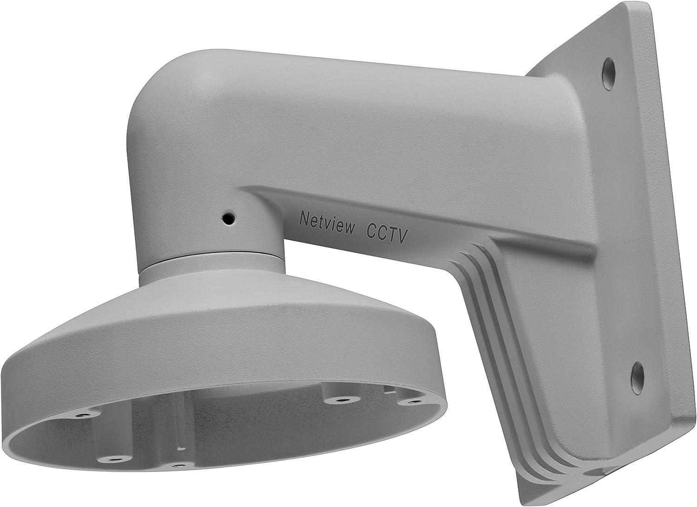 hik7/ /Hikvision DS-1273ZJ-130-TRL soporte de pared para pantalla plana Color blanco para CCTV domo c/ámara w//Garant/ía de seguridad