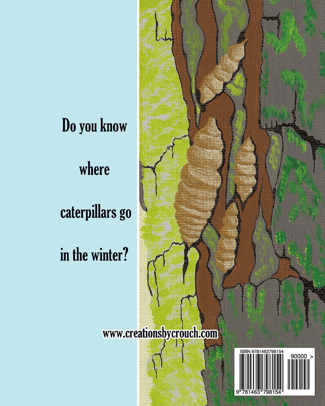 The Dance of the Caterpillars Bilingual German English (German and English Edition)