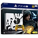 PlayStation 4 Pro DEATH STRANDING LIMITED EDITION 特別販売 【Amazon.co.jp限定】オリジナルPS4テーマ(配信)