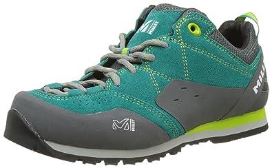 Millet Rockway Shoes Women dynasty green/asphalte 38 2017 Trekking- & Wanderschuhe Y1KBQ