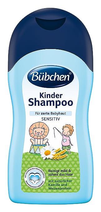bà bchen kinder shampoo haarshampoo sanft zu den augen