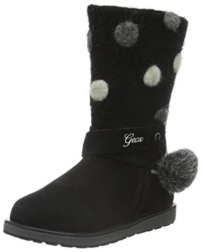 Geox Girls' Jr Noha a Ankle Boots