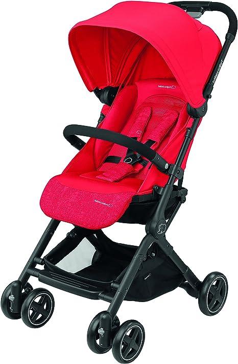 Opinión sobre Bébé Confort Lara cochecito, color nomad red