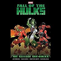 Hulk: Fall Of The Hulks - The Savage She-Hulks (Fall of the Hulks: The Savage She-Hulks (2010)) (English Edition)