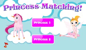 Princess Matching! from Beansprites LLC