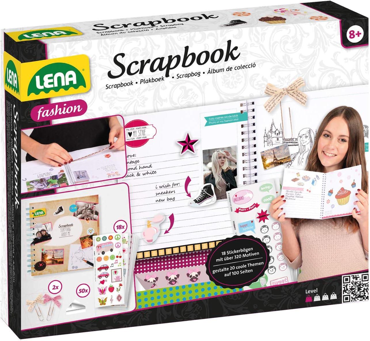 Kit de Loisirs créatifs pour Enfant - Scrapbooking