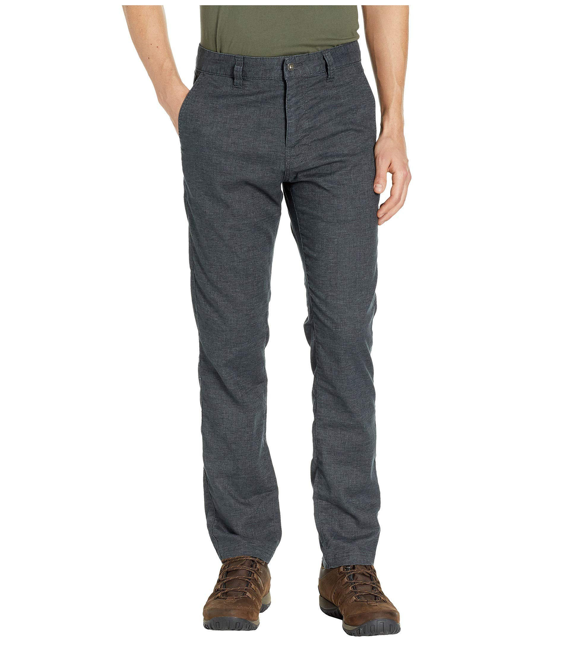 Choose SZ//color PRANA Men/'s Zioneer Pants