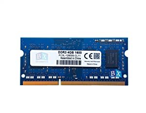 Dell Micron 4GB PC3L-12800S-11-13-B2 DDR3-1600 Notebook MT8KTF51264HZ-1G6E1