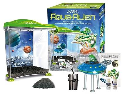 Marina Acuario Alien 10 L