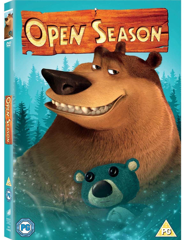 Amazon Com Open Season Dvd 2006 Roger Allers Jill Culton Anthony Stacchi Movies Tv