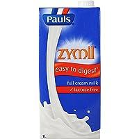 Pauls Zymil Lactose Free Full Cream UHT Milk, 1L