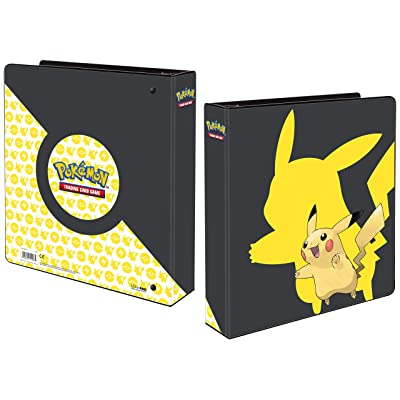 "Ultra Pro Pikachu 2020 2"" Album: Toys & Games"