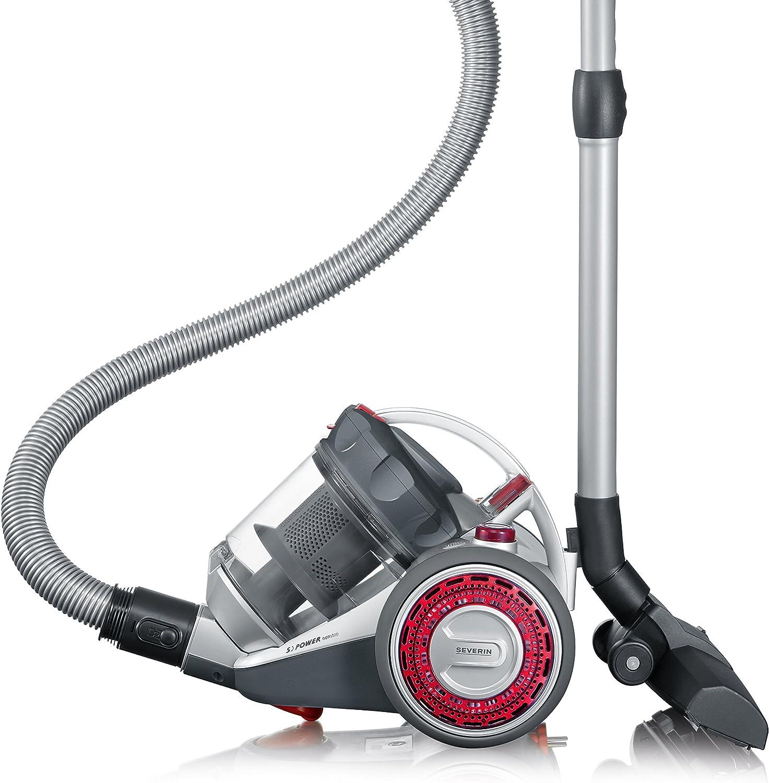 Severin MY 7105, Aspiradora multiciclónica de suelo sin bolsa ...