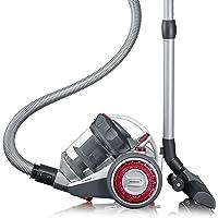 Severin MY 7105 Aspirapolvere Multiciclonico senza Sacco, Filtro HEPA 13, Silenzioso, Compatto, Ottimo per Allergici
