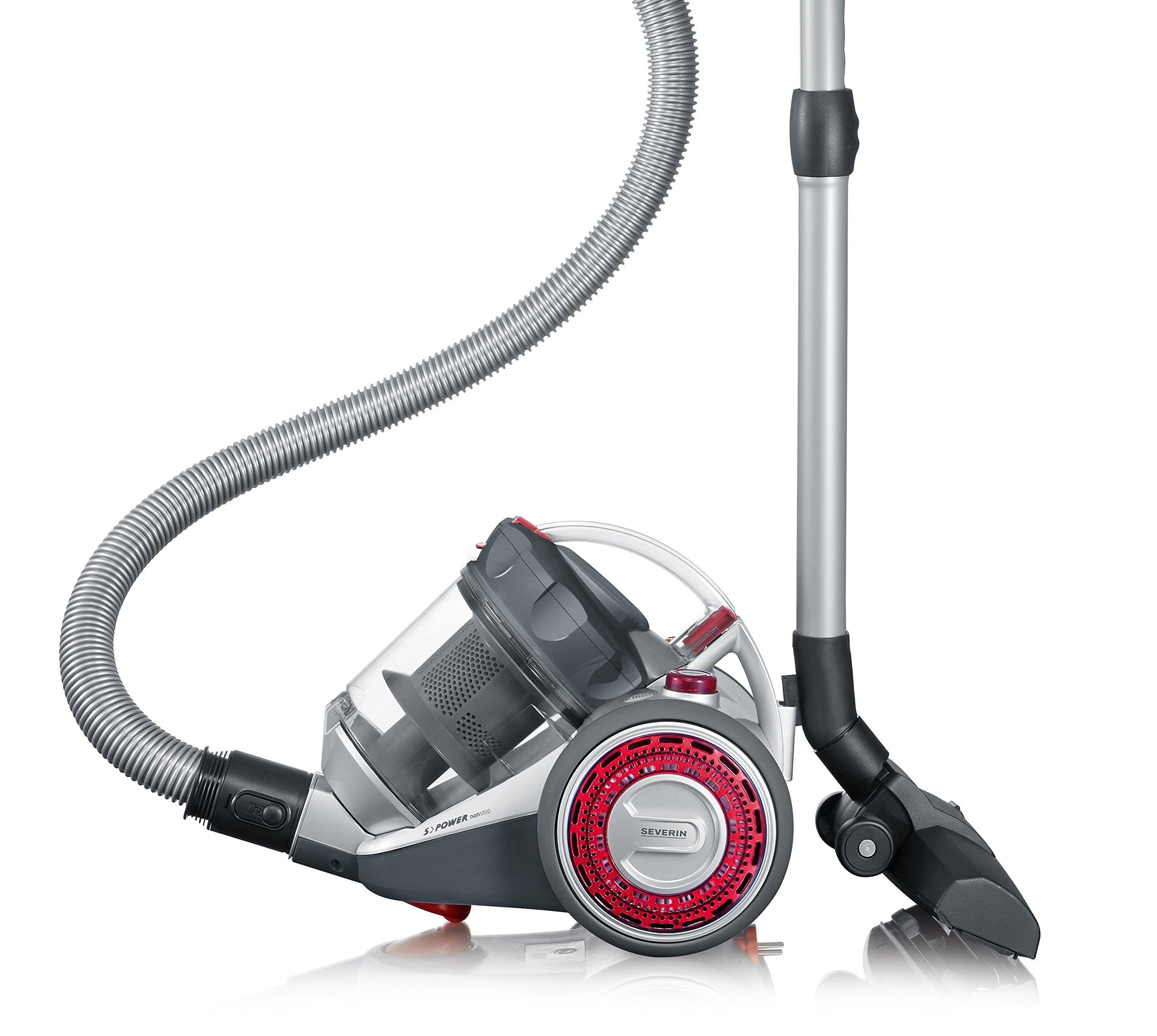 Severin MY 7105 Aspirapolvere Multiciclonico senza Sacco, Filtro HEPA 13, Silenzioso, Compatto, Ottimo per Allergici product image