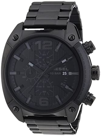 e507ee52c28 Buy Diesel Dz4223 Chronograph Mens Watch Online at Low Prices in India -  Amazon.in