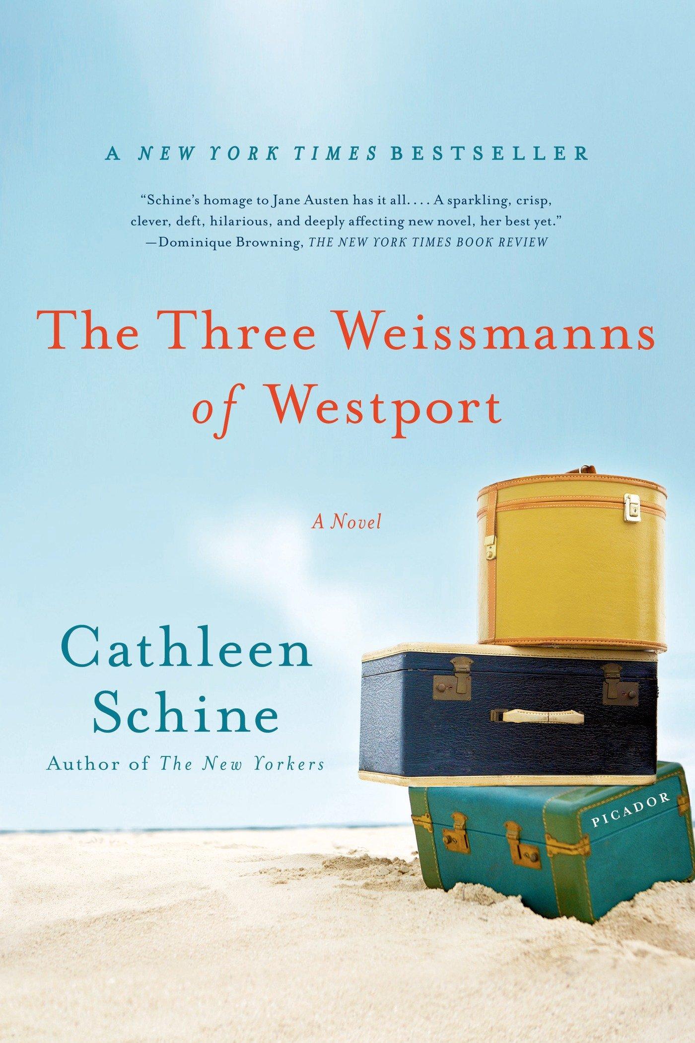 The Three Weissmanns of Westport: A Novel ebook