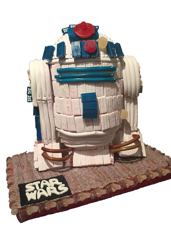 Tarta chuches Star Wars R2D2: Amazon.es: Handmade