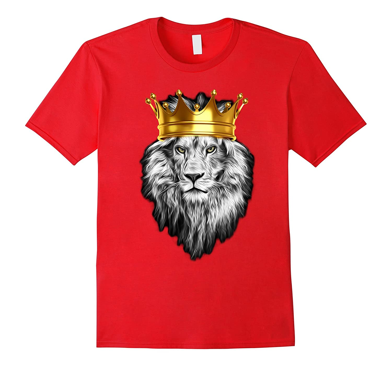 KING LION AWESOME SUPER TSHIRT BY KOPA21 DESIGNS !!-fa