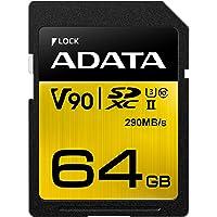 ADATA Premier One (64GB) Class 10 UHS-II SDXC geheugenkaart