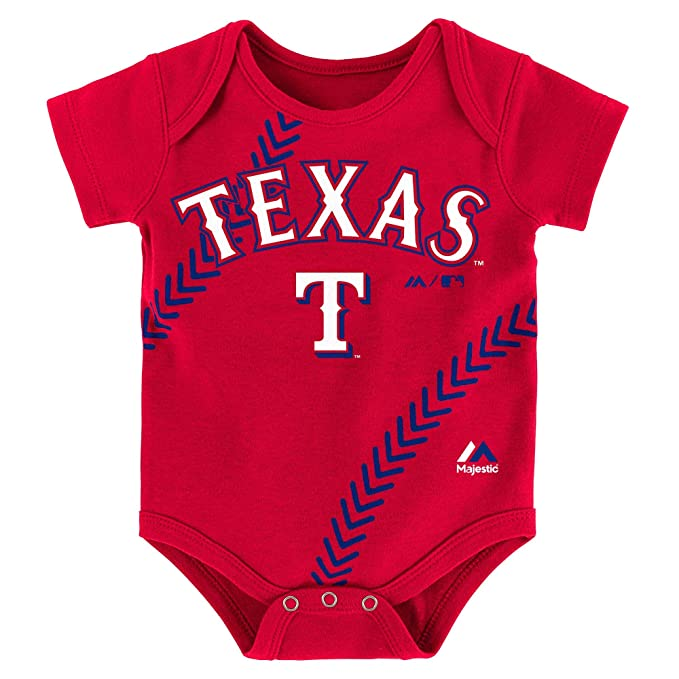 1115fbda2 Amazon.com  Texas Rangers Infants Red