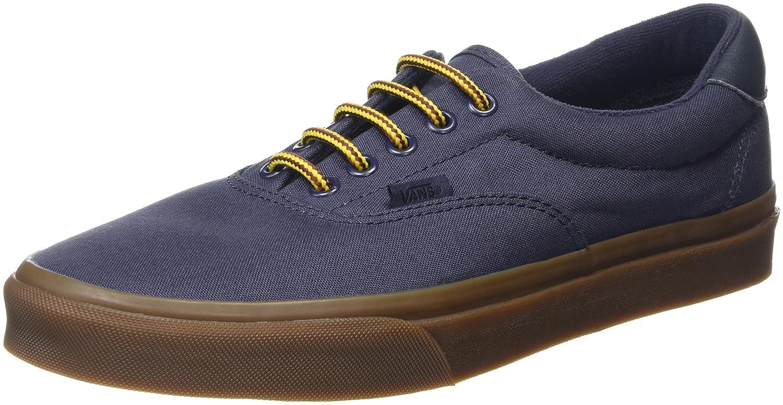 Vans Unisex Era 59 Skate Shoes B019HDHGP2 8.5 M US Women / 7 M US Men Parisian Blue Night Gum