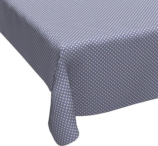 Alpha Simple Plus:Mantel plastificado con soporte de TST (tejido ...