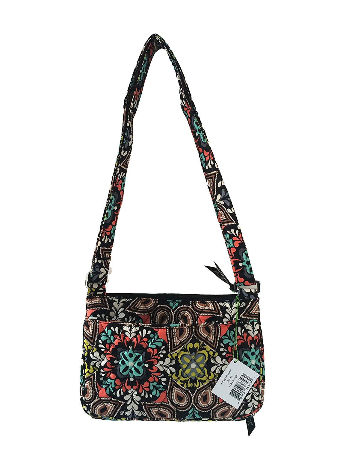 Vera Bradley Little Hipster with Solid Interiors