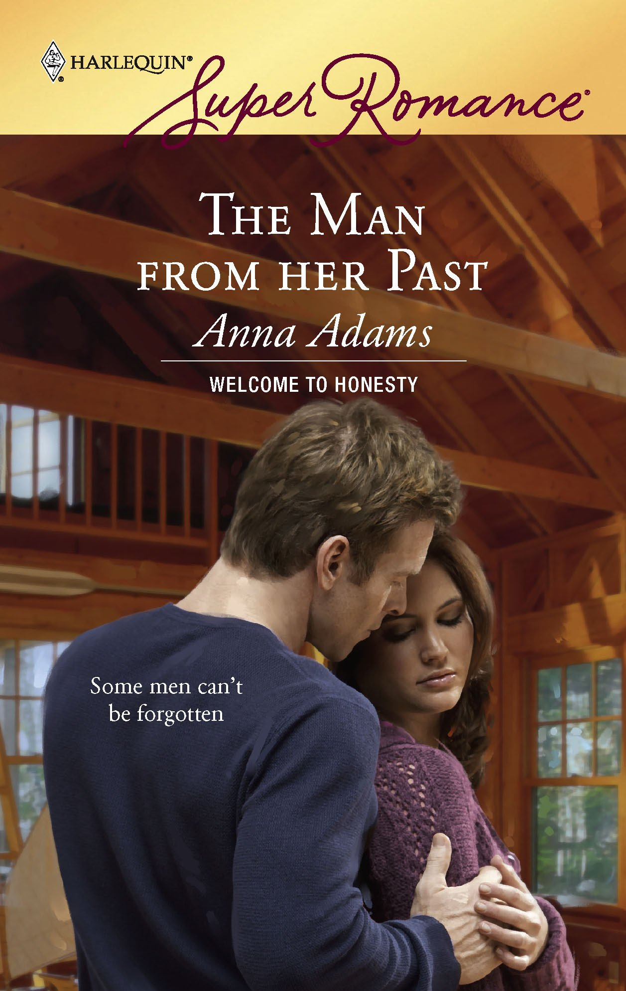 the man from her past adams anna