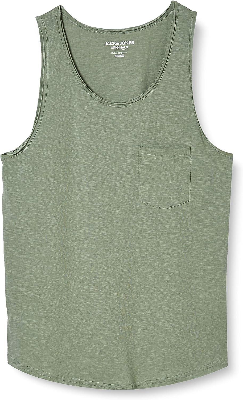 Jack & Jones Jorwallet Tank Top STS Camiseta sin Mangas para Hombre