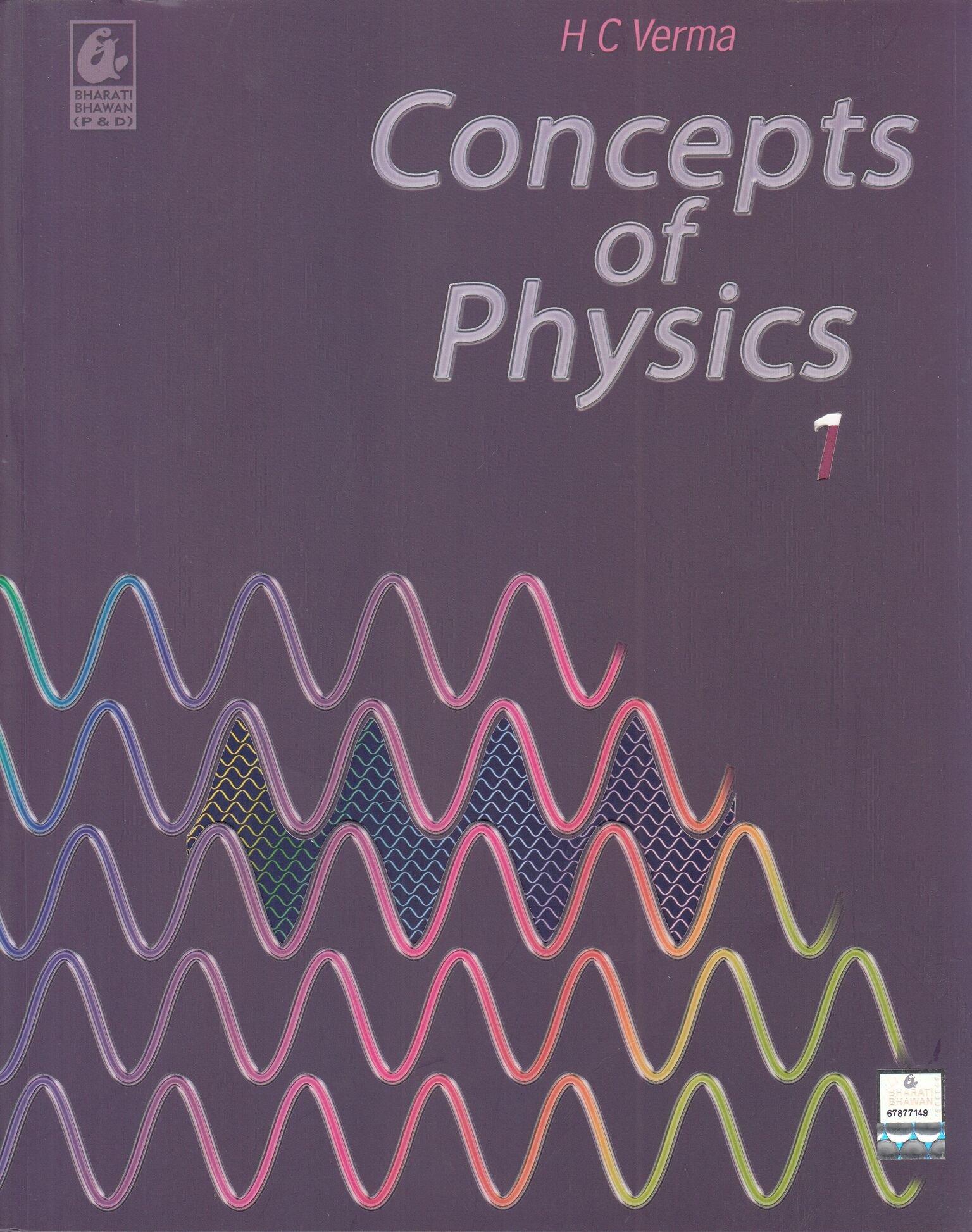 Concepts of physics 1 amazon hc verma books fandeluxe Gallery