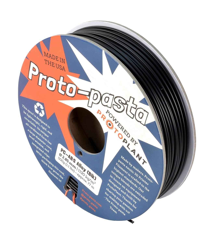 AlephObject Proto-Pasta Policarbonato ABS Aleación 2.85 mm/500 g ...