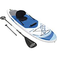 """Bestway Hydro-Force 10' x 33"""" x 4.75"""" Oceana Inflatable Stand Up Paddle Board"""