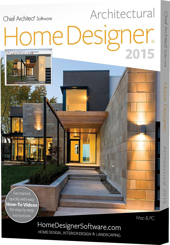 home designer architectural 2015 pc mac amazon co uk software