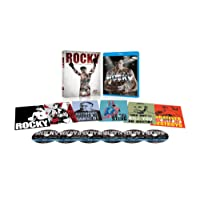 Rocky 40th Anniversary Collection [Blu-ray]