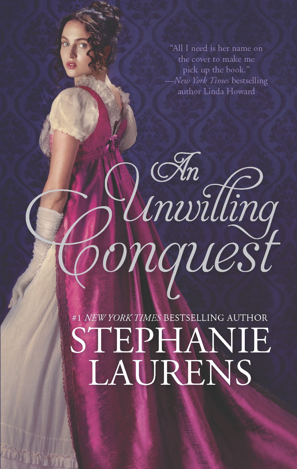 An Unwilling Conquest (Lester Family Saga, Book 3) PDF