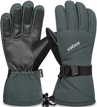 Männer Frauen Winter Warme Touchscreen Handschuhe Outdoor Sports Skihandschuhe