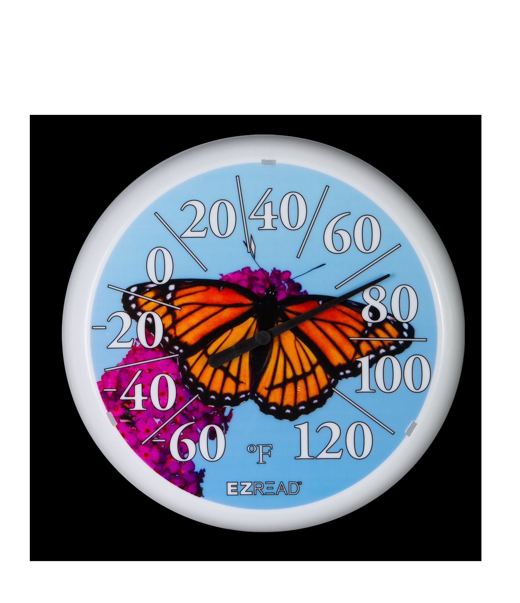 Headwind Consumer Products E-Z Read Thermometer Butterfly 13.25in