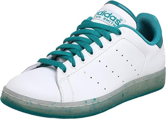 Uganda gris judío  Amazon.com: adidas Originals hombre Stan Smith Sneaker, Blanco, 14 D(M) US:  Shoes