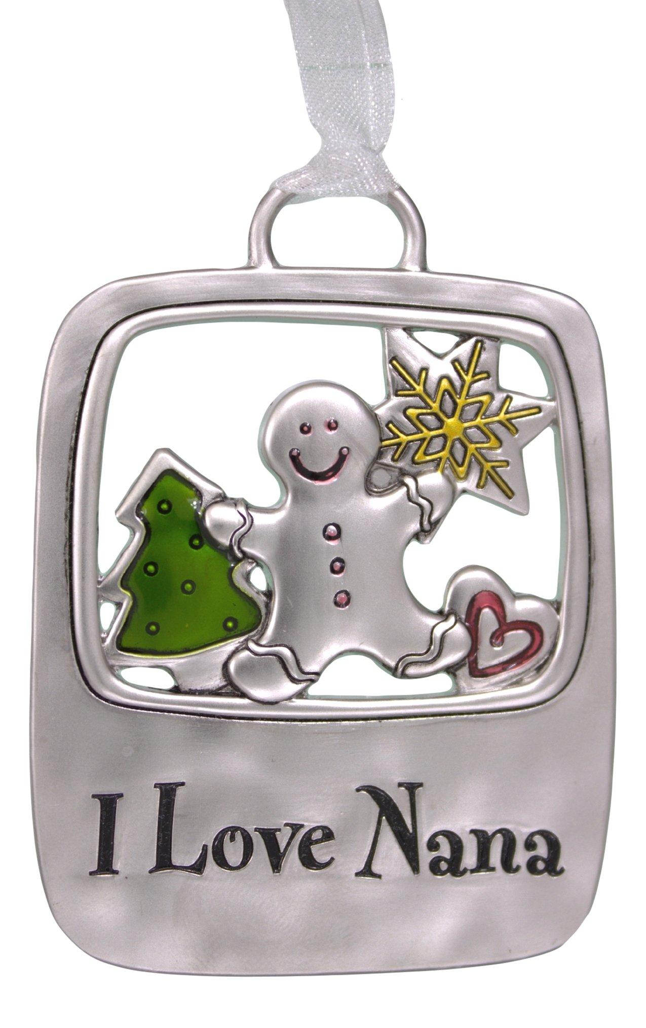 Tidings of the Season Ornament (I Love Nana)