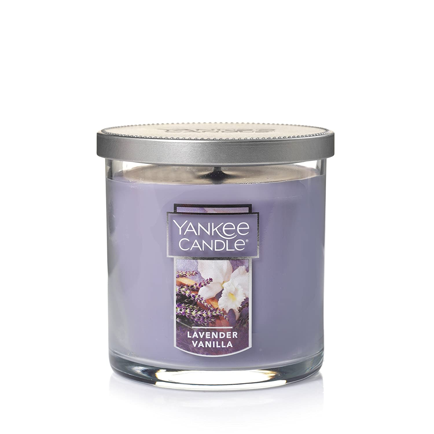 Yankee Candle Large 2-Wick Tumbler Candle, Lavender Vanilla Yankee Candle Company 1153016Z