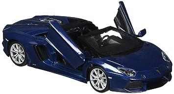 Buy Lamborghini Aventador Lp 700 4 Roadster Convertible Blue
