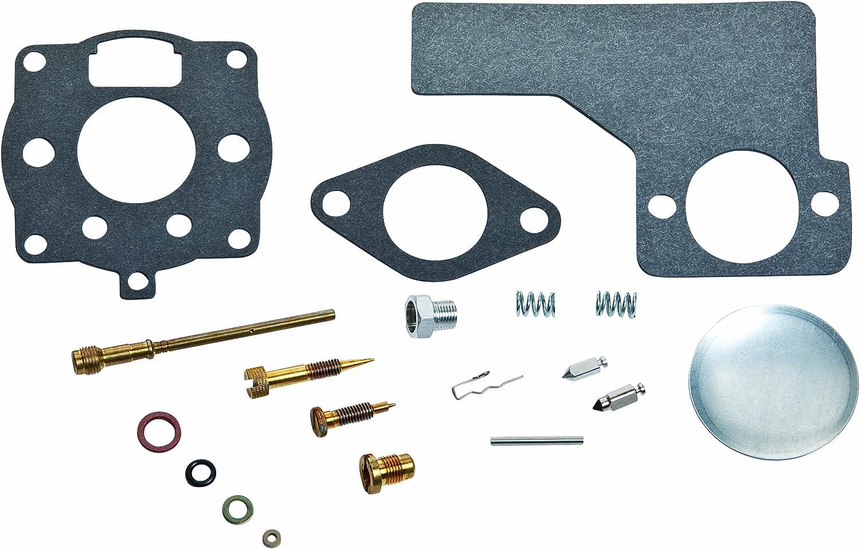 Oregon 49-989 Carburetor Rebuild Kit Replacement for Briggs & Stratton 394989