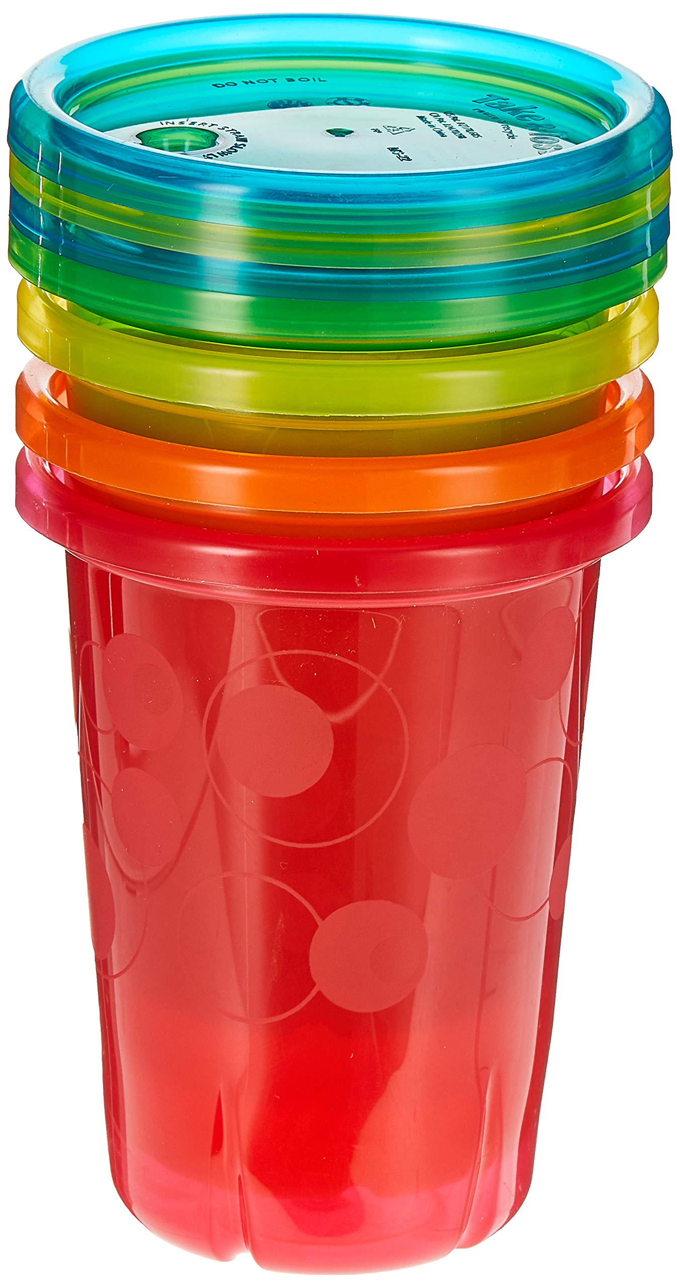 The First Years Take /& Toss Spill-Proof Soft Spout Cups 10 Ounce 2pk