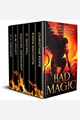 Bad Magic: 6 Novels of Demons, Djinn, Witches, Warlocks, Vampires, and Gods Gone Rogue Kindle Edition