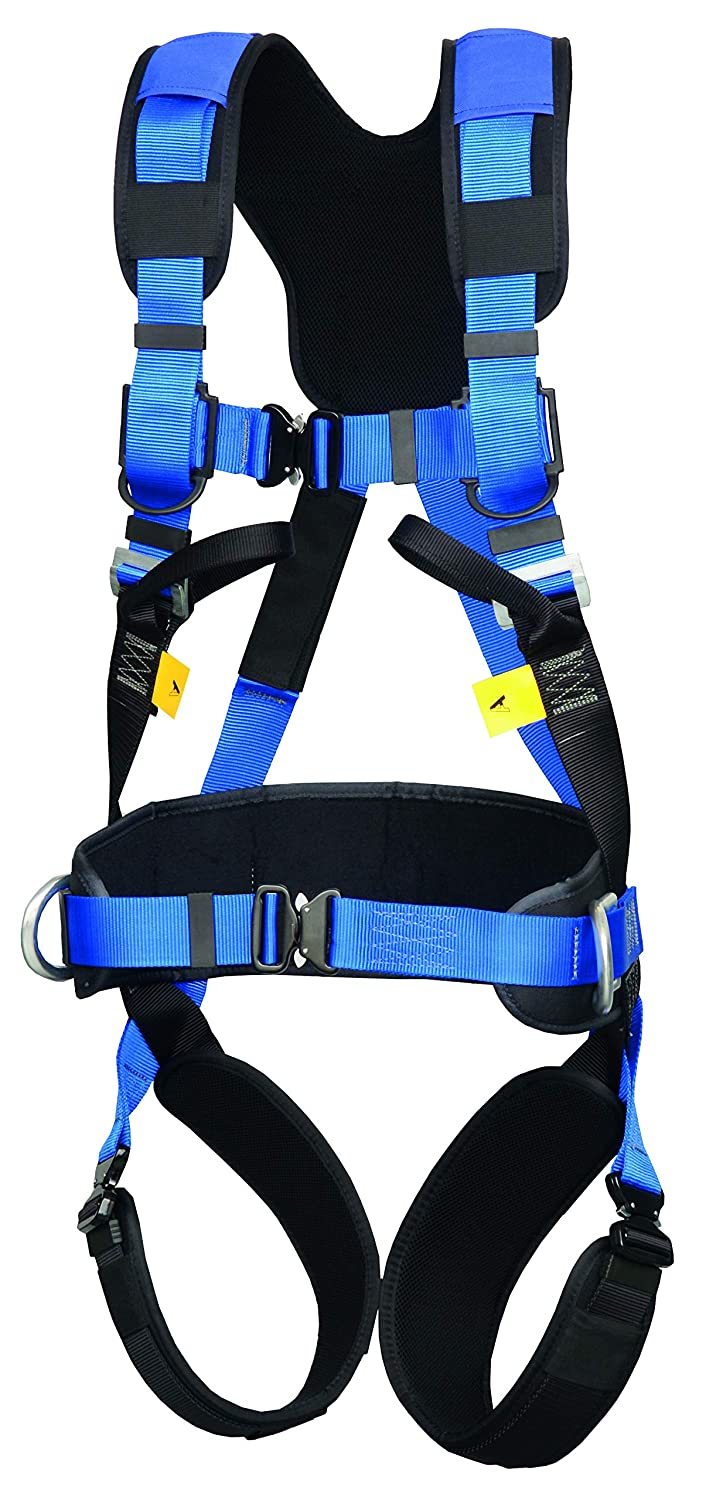 G-Force P52 PRO Multi Purpose Full Body Height Safety Fall Arrest Harness M-XL